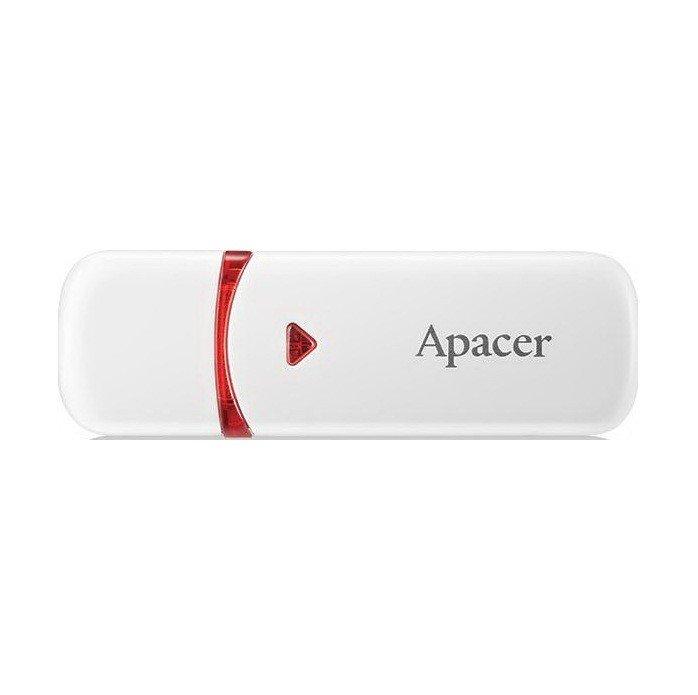 Накопитель USB 2.0 APACER AH333 32GB White (AP32GAH333W-1) фото