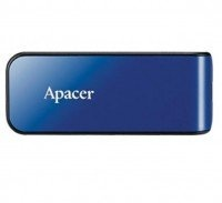 Накопичувач USB 2.0 APACER AH334 16GB Blue (AP16GAH334U-1)