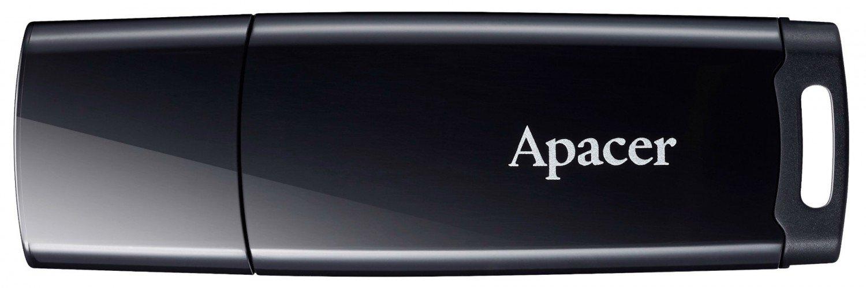 Накопичувач USB 2.0 APACER AH336 32GB Black (AP32GAH336B-1) фото1