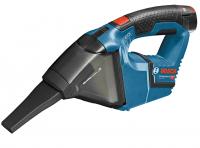 Пылесос аккумуляторный универсальный Bosch GAS 12V (06019E3020) (без АКБ)