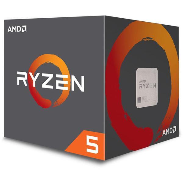 Купить Процессор AMD Ryzen 5 2600 6/12 3.4GHz 16Mb AM4 65W Box (YD2600BBAFBOX)
