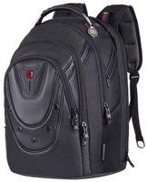 "Рюкзак для ноутбука Wenger Ibex 125th 17"" Black Leather"