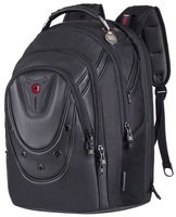 "<p>Рюкзак для ноутбука Wenger Ibex 125th 17"" Black Leather</p>"