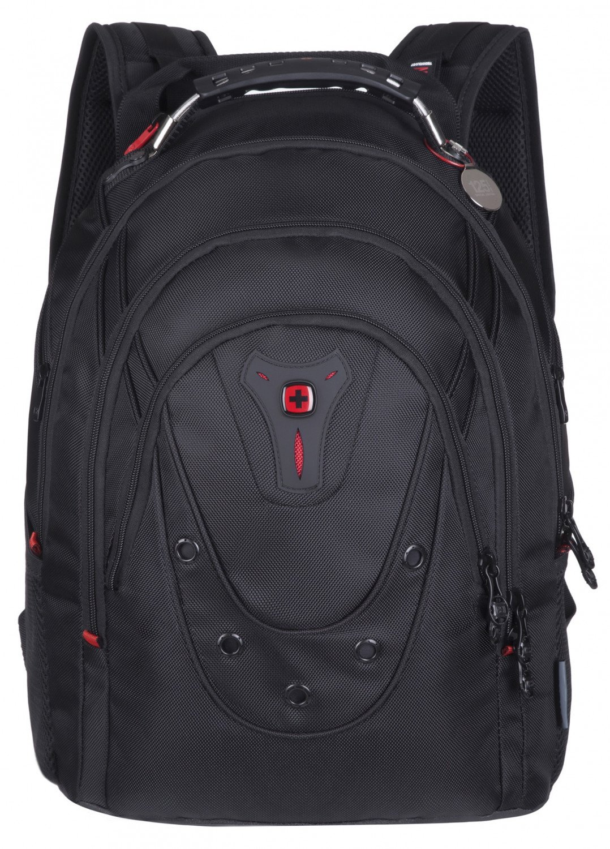 "<p>Рюкзак для ноутбука Wenger Ibex 125th 16"" Slim Black</p>фото1"