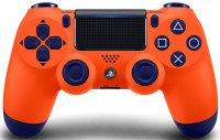 Бездротовий геймпад SONY Dualshock V2 Sunset Orange для PS4 (9918264)
