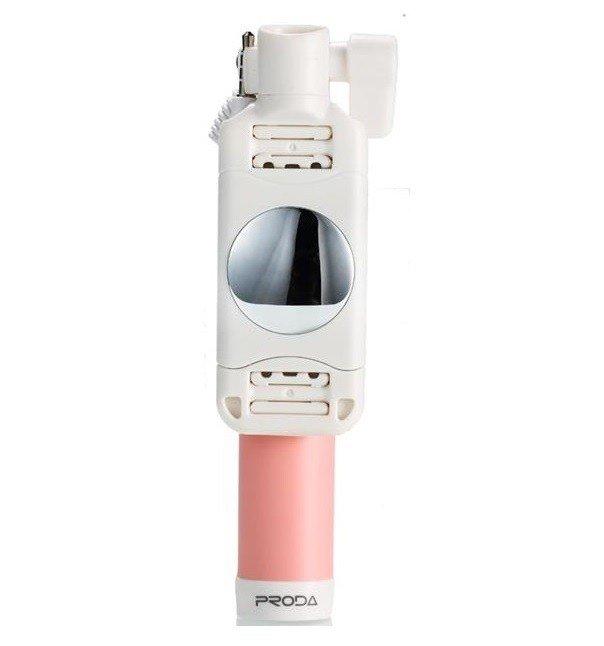 Монопод для смартфона Remax PRODA PP-P6 Pink фото1