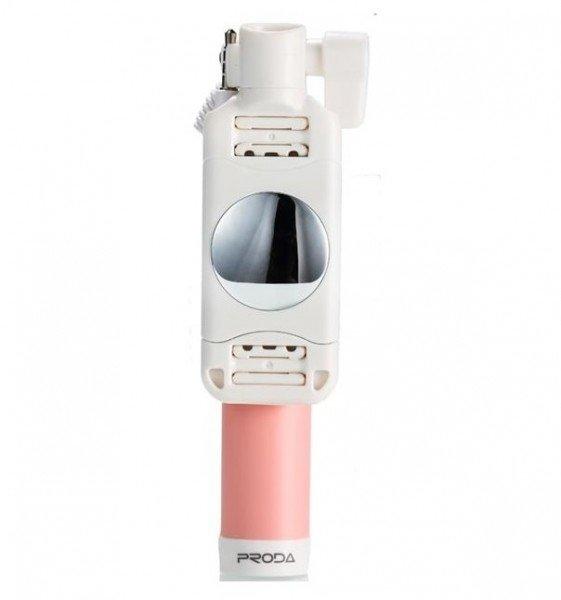 Монопод для смартфона Remax PRODA PP-P6 Pink