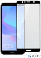 Стекло 2E для Huawei Y6 2018 Black Border