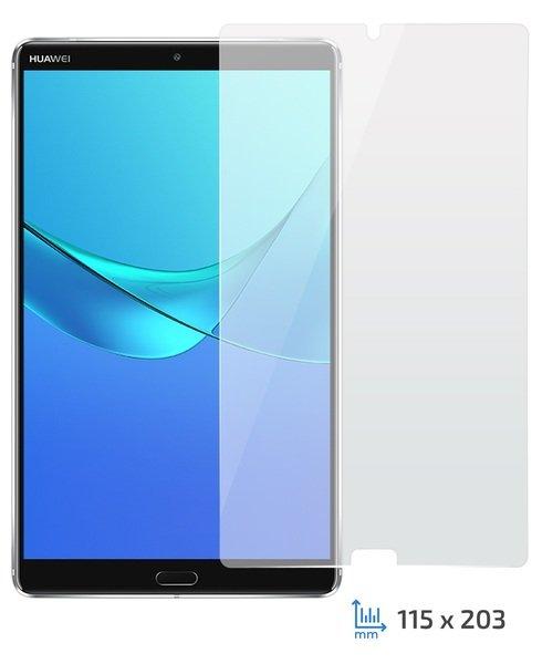 2e Стекло 2E для Huawei MediaPad M5 8.4 (SHT-AL09) 2.5D Clear 2E-TGHW-M58.4