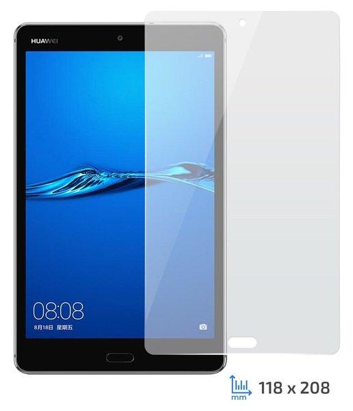 2e Стекло 2E для Huawei MediaPad M3 Lite 8.0 (CPN-L09) 2.5D Clear 2E-TGHW-M3L8