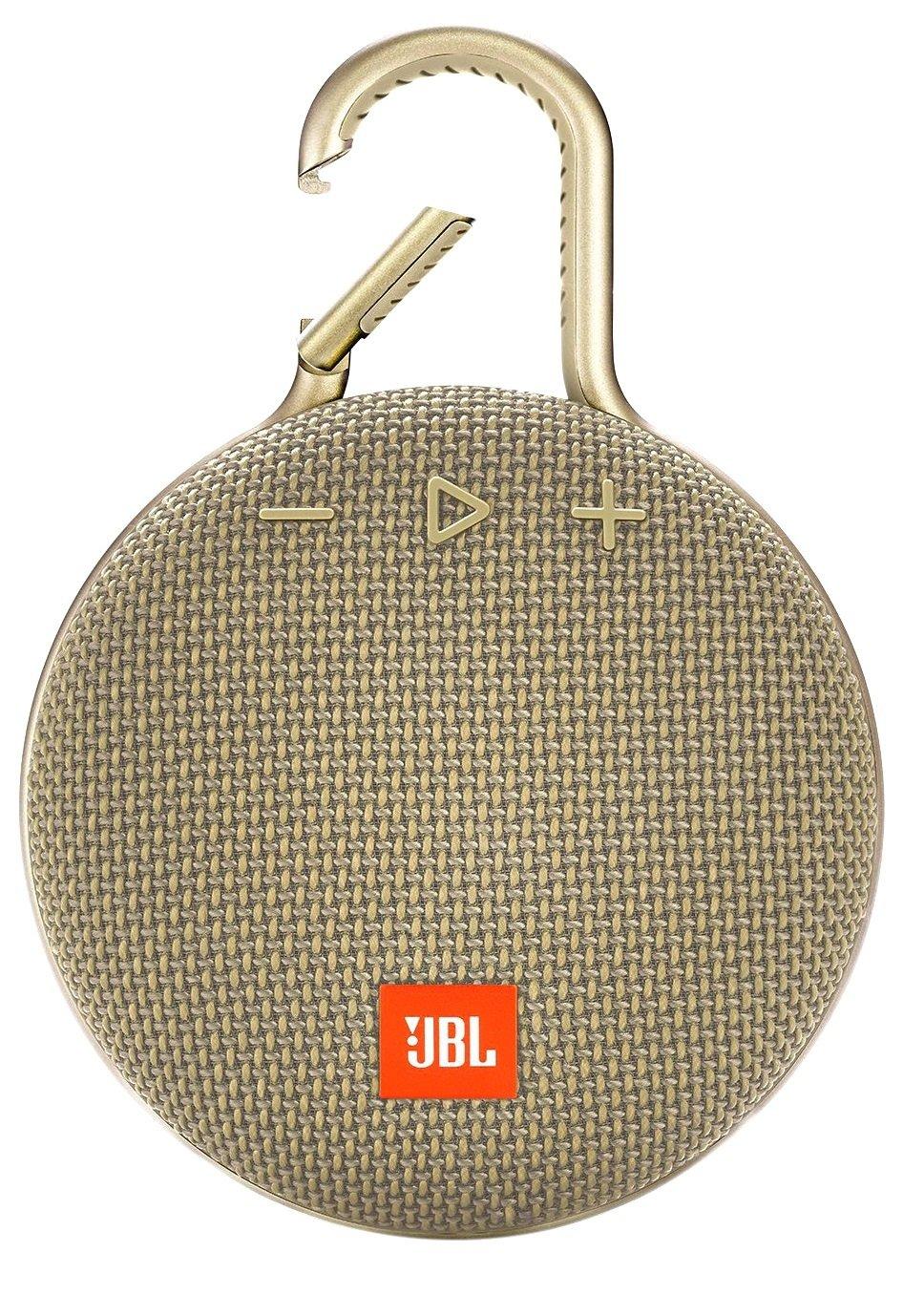 Портативная акустика JBL Clip 3 Sand (JBLCLIP3SAND) фото 1