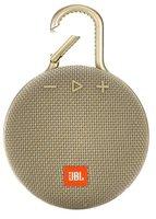 Портативная акустика JBL Clip 3 Sand (JBLCLIP3SAND)