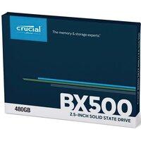 "SSD накопитель MICRON Crucial BX500 240GB 2.5"" SATA 3D TLC (CT240BX500SSD1)"
