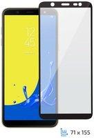 Стекло 2E для Galaxy J8 2018 2.5D border EG Black