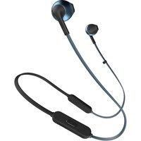 Навушники Bluetooth JBL T205BT Blue