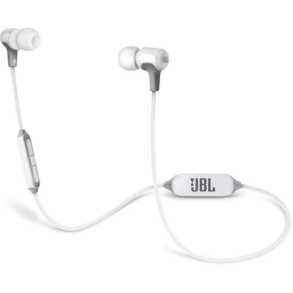 ≡ Наушники Bluetooth JBL E25BT White (JBLE25BTWHT) – купить в Киеве ... 39a99dd7cbec8