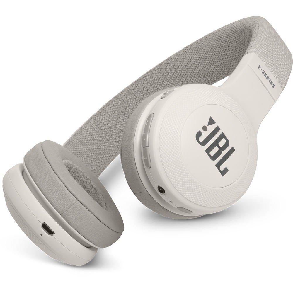 ≡ Наушники Bluetooth JBL E45BT White (JBLE45BTWHT) – купить в Киеве ... 8e5e0faf2ccd3