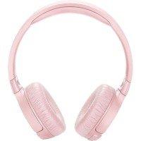 Навушники Bluetooth JBL T600BT Pink