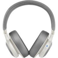 Навушники Bluetooth JBL E65 BT NC White (JBLE65BTNCWHT)
