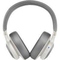 Наушники Bluetooth JBL E65 BT NC White (JBLE65BTNCWHT)