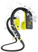 Навушники Bluetooth JBL Endurance Dive Black and Yellow