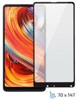 Стекло 2E для Xiaomi Mi Mix 2S 2.5D Black Border