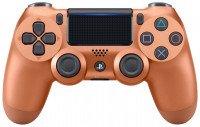 Беспроводной геймпад SONY Dualshock 4 V2 Metalic Cooper для PS4 (9766612)