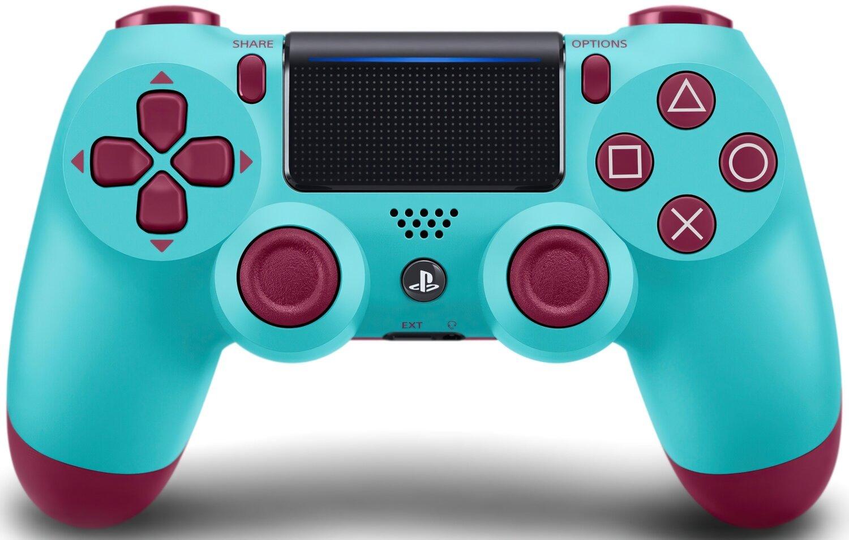 Беспроводной геймпад SONY Dualshock 4 V2 Berry Blue (9718918) фото 1