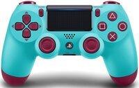 Беспроводной геймпад SONY Dualshock 4 V2 Berry Blue (9718918)