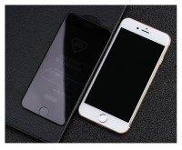 Стекло Remax для iPhone 8/7 Caesar Privacy Series Tempered Glass GL-01 black