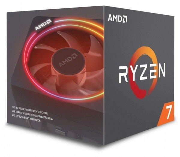 Купить Процессор AMD Ryzen 7 2700X 3.7GHz/16MB Box (YD270XBGAFBOX)