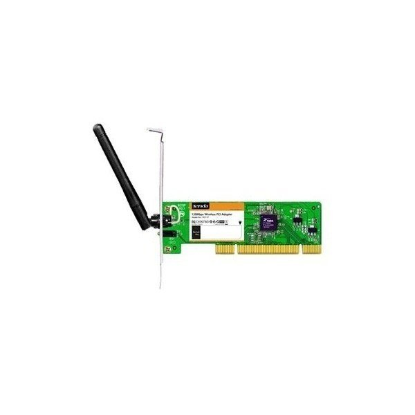 WiFi-адаптер TENDA W311P 802.11n 150Mbps, PCI фото