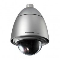 IP-Камера Panasonic Weatherproof HD network PTZ camera 1280x960 PoE Plus (WV-SW396E)
