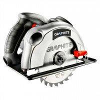 Циркулярная пила GRAPHITE 58G486
