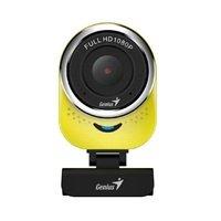 Веб-камера Genius QCam 6000 Full HD Yellow