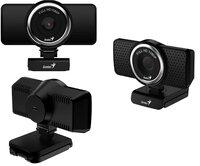 Веб-камера Genius ECam 8000 Full HD Black
