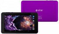 Планшет eSTAR 7 Beauty WiFi 0.5/8Gb Purple (7338P)