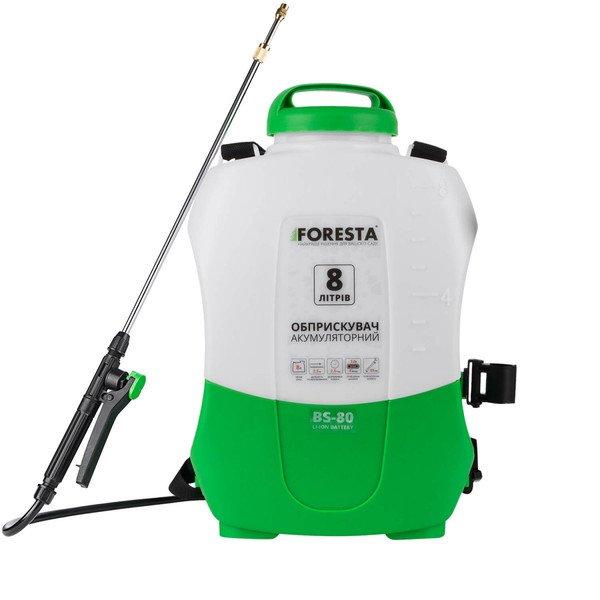 Купить Опрыскиватель аккумуляторный Foresta BS-80