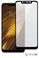 Стекло 2E для Xiaomi Pocophone F1 2.5D Black Border