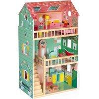 Кукольный домик Janod Счастливый день (J06580)