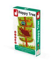 Настольная игра мемо Janod Счастливое дерево (J02761)
