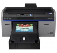 Принтер Epson SureColor SC-F2100 5C (печать на ткани)