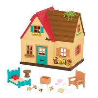 Игровой набор Li'l Woodzeez Загородный дом (6325Z)
