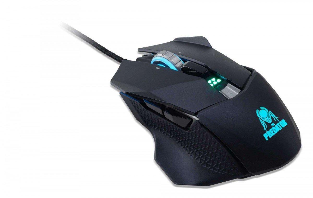 Ігрова миша Acer Predator Cestus 510 Gaming Mouse Fox's (NP.MCE11.00H) фото