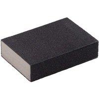 Брусок шлифовальный эластичный Klingspor SK 500 100X70X25, Р80, четырехсторонний