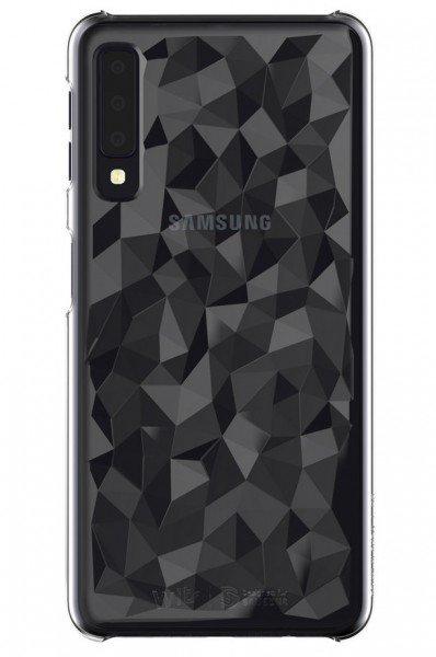 Купить Чехлы для телефонов (смартфонов), Чехол Samsung для Galaxy A7 2018 (A750) WITS Clear Hard Case Transparent