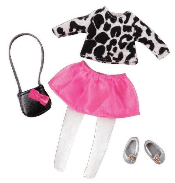 Купить Набор одежды для кукол LORI с юбкой (LO30024Z)