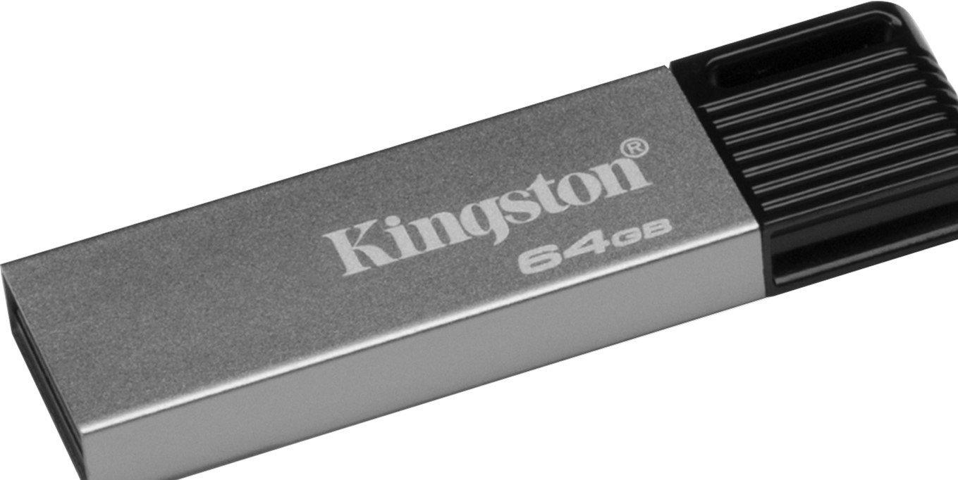 Накопичувач USB 3.0 DataTraveler Mini 64GB (DTM7/64GB) фото1