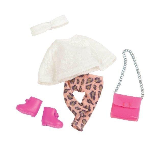 Купить Набор одежды для кукол LORI Пончо (LO30008Z)