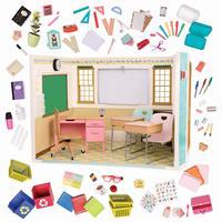 Ігровий набір Our Generation Шкільна кімната (BD37330Z)